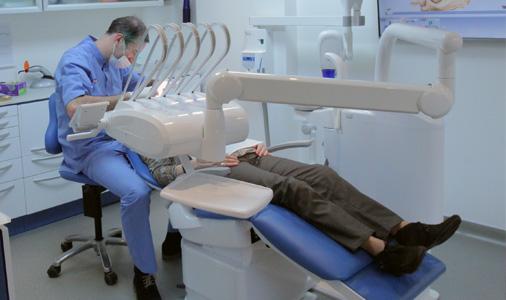 accueil dentiste